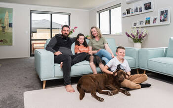 Signature blog How this family took their first step in the property market