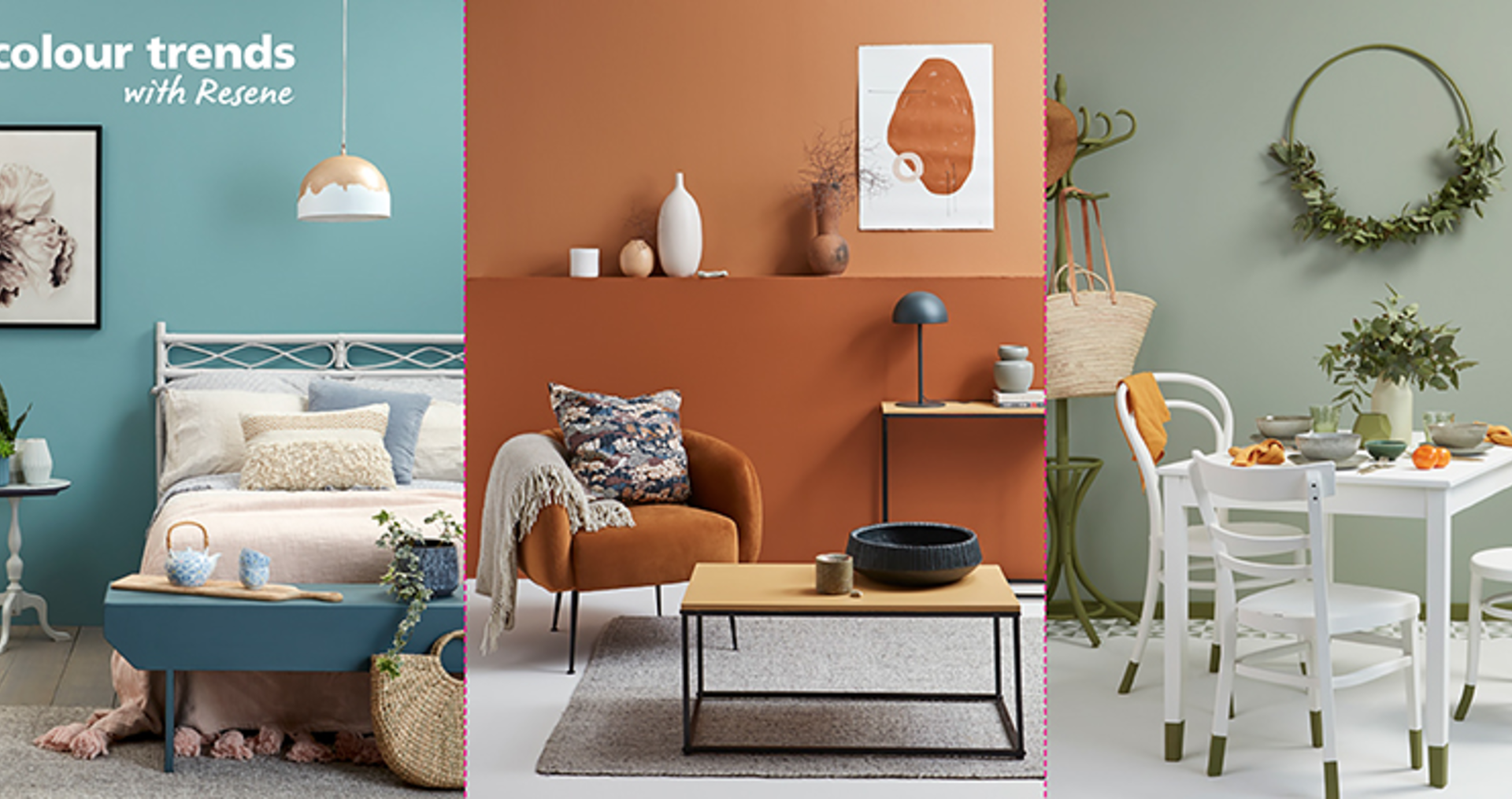 Hot colour trends that are on the rise