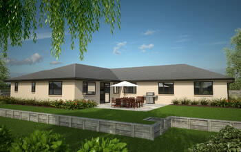 House & Land 247m2 Home in the Country only 35min to City