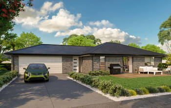 Pokeno Showhome - Kakariki Plan